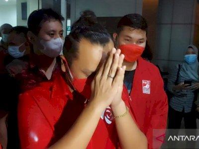 Giring Minta Kader PSI untuk Dampingi 24 Jam Korban Keracunan Nasi Kotak
