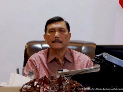 Luhut Sebut Presiden Jokowi Minta Harga Tes PCR Diturunkan Jadi Rp300 Ribu