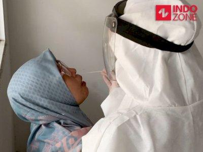 Penambahan Kasus Positif Covid-19 di Jakarta Hari Ini di Bawah 100