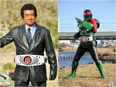 Hiroshi Fujioka Sang Kamen Rider Pertama akan Ramaikan Festival Film Tokyo