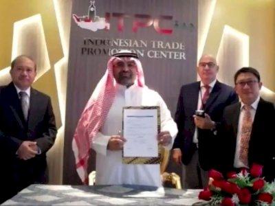 Arab Saudi Borong Produk Makanan Indonesia 53,1 Juta Dolar AS di Ajang TEI 2021