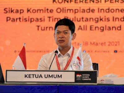 WADA Pastikan Sanksi Indonesia Bisa Dicabut, KOI: LADI Harus Rampungkan Pending Matters