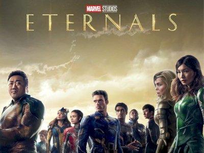 10 Karakter dan Kekuatan Eternals di Film Marvel Terbaru
