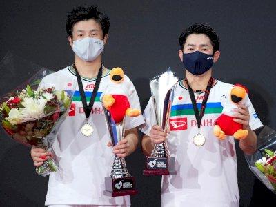 Denmark Open 2021 Berakhir, Jepang Sabet 3 Gelar Juara