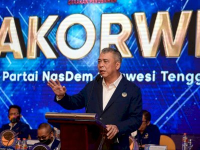Tawarkan Parpol Lain Konvensi Capres, NasDem: Banyak yang Layak, Jangan Monopoli Kader!