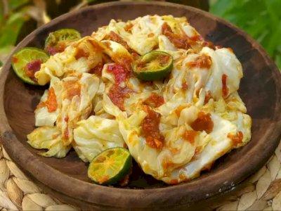 Resep Sambal Kol Goreng, Sajian Simpel Bikin Lahap Makan