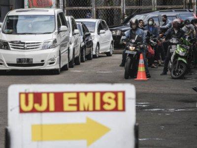 Mulai 13 November, Kendaraan Tak Lolos Uji Emisi di Jakarta akan Ditilang