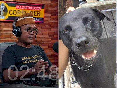 Guntur Romli Soroti Soal Anjing Canon yang Mati di Aceh: Wisata Halal Kok Pakai Cara Haram