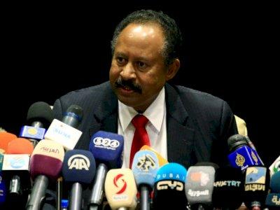 Kudeta Berdarah Sudan, Perdana Menteri Hamdok Ditahan di Rumah Ketua Dewan Militer
