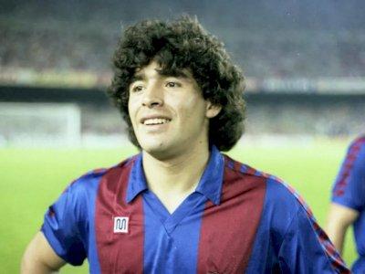 Barcelona Hadapi Boca Juniors dalam Laga Penghormatan untuk Maradona