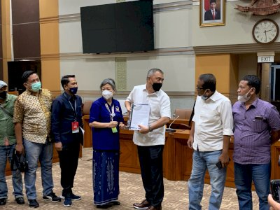 Fraksi NasDem Bakal Tampung Keluhan Nelayan Soal PP 85/2021