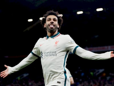 Bersinar! Mo Salah Jadi Pemain Afrika yang Cetak Gol Terbanyak di Liga Premier Inggris