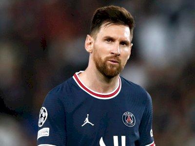 Nihil Gol di 4 Laga Awal Ligue 1, Lionel Messi Ulangi Catatan Buruknya 15 Tahun Lalu