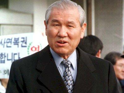 Mantan Presiden Korsel Roh Tae-woo Meninggal Dunia di Usia 88 Tahun