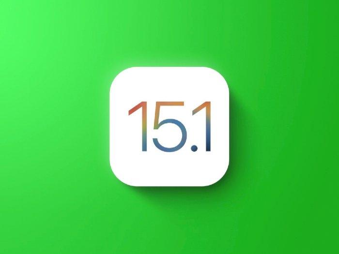 Apple Gulirkan iOS 15.1, Hadirkan Fitur SharePlay Hingga Perbaikan Sejumlah Bug