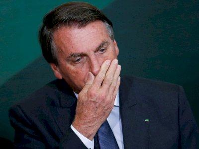 Senat Brasil Setujui Laporan yang Minta Presiden Jair Bolsonaro untuk Didakwa