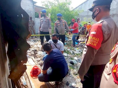 Polisi Selidiki Penemuan Jasad Bayi di Pinggir Pantai Kepulauan Seribu dalam Plastik Merah