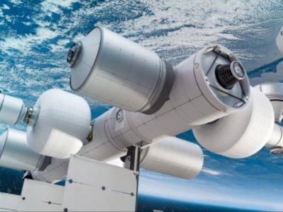 Blue Origin Mengungkapkan Rencana pada Stasiun Luar Angkasa!