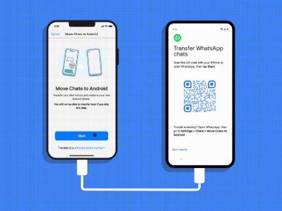 Transfer Data WhatsApp Kini Sudah Bisa dari iPhone ke Smartphone Android 12!