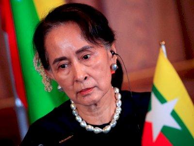 Aung San Suu Kyi Bersaksi di Pengadilan Myanmar untuk Pertama Kalinya