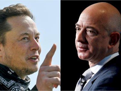 Daftar Terbaru 5 Orang Super Kaya di Dunia, Elon Musk Geser Posisi Jeff Bezos