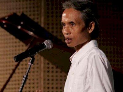 Momen Sumpah Pemuda Bagi Joko Pinurbo, Lelang Puisi Tulisan Tangan untuk Donasi