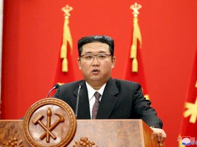 Kim Jong Un Minta Warga Korea Utara Makan Lebih Sedikit Hingga 2025
