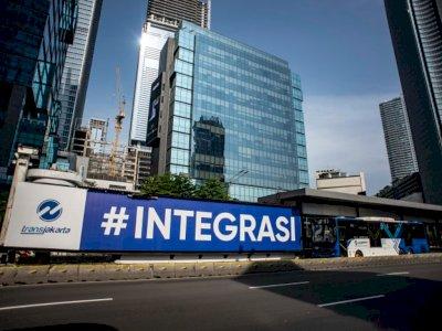 Efek Demo di Depan Istana Negara, TransJakarta Lakukan Penyesuaian Rute