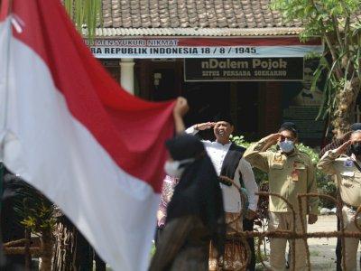 Peringatan Sumpah Pemuda di Situs Soekarno, Ini Foto-fotonya