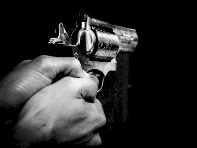 Usut Penembakan Pos Polisi di Aceh, Polisi Lakukan Olah TKP