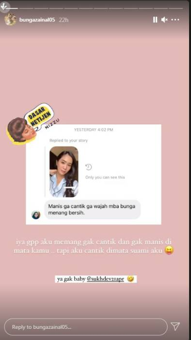 Bunga Zainal