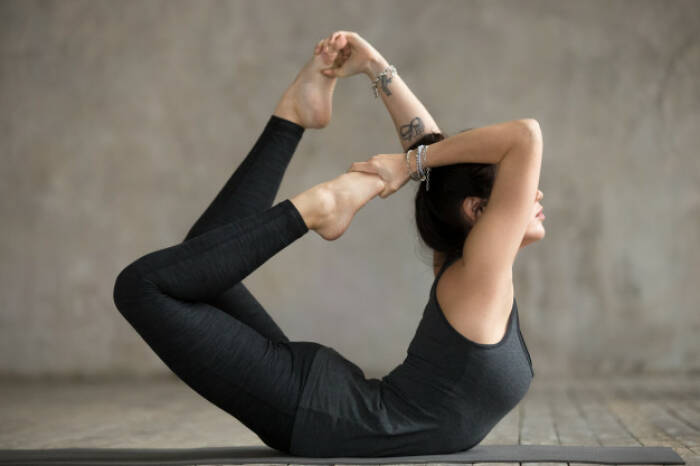 yoga cara memperbesar payudara
