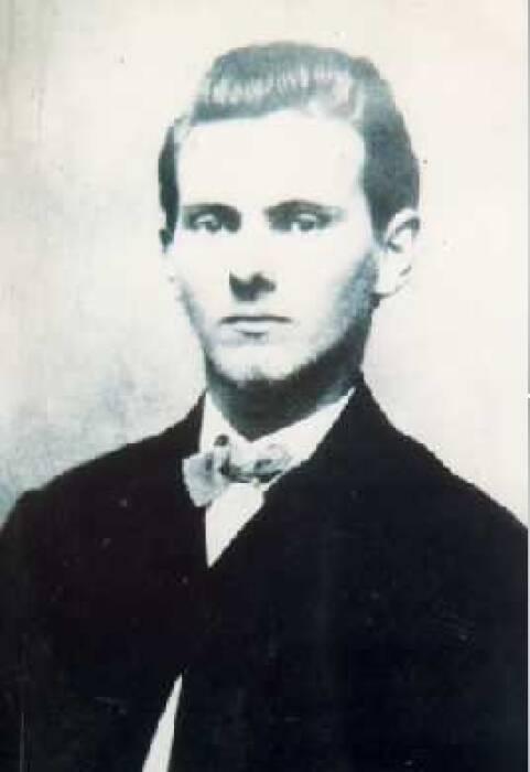 Jesse James.