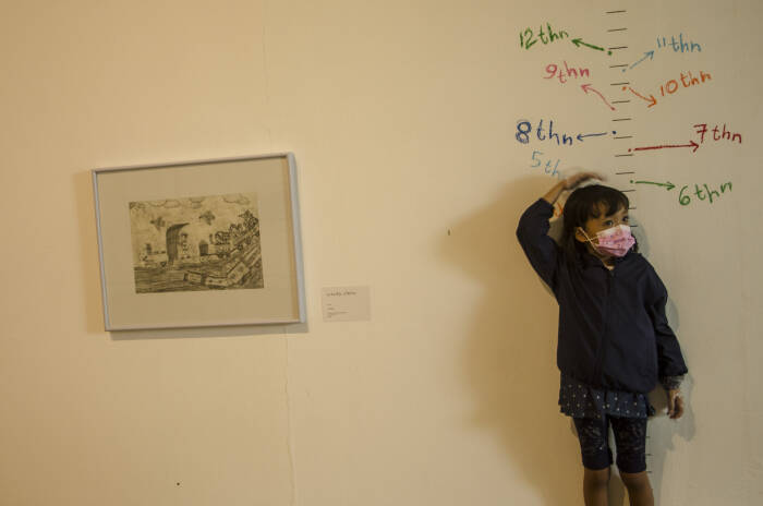 Pameran Anak Berani Melukis di Selasar Sunaryo Art Space