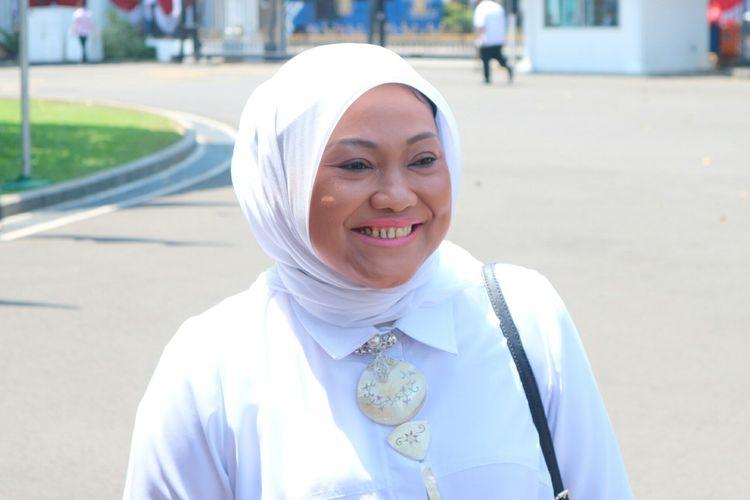 Menteri Tenaga Kerja Ida Fauziyah. / istimewa