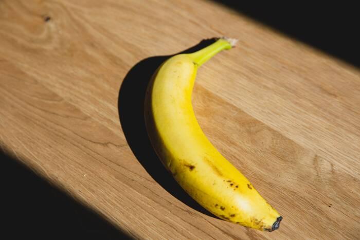 Kandungan berbagai vitamin membuat pisang bisa dikonsumsi oleh para penderita maag yang berpuasa.