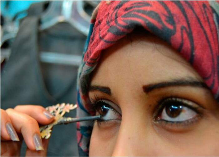 perawatan wajah ala istri nabi