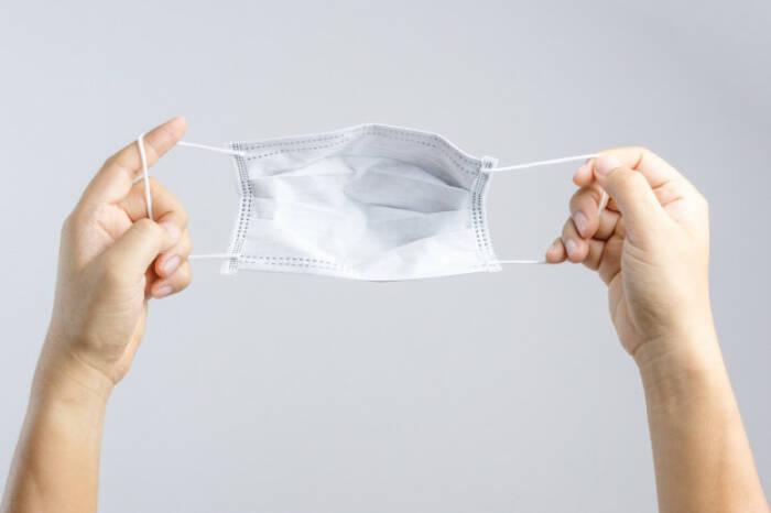 cara membedakan masker kesehatan asli dan palsu