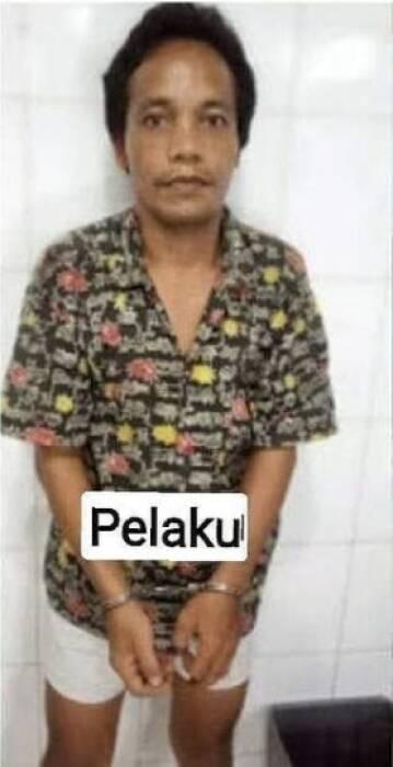 Pelaku penganiayaan Rina Simanungkalit