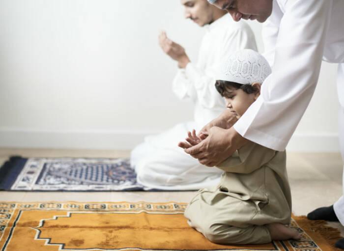 cara mendidik anak laki laki secara islami