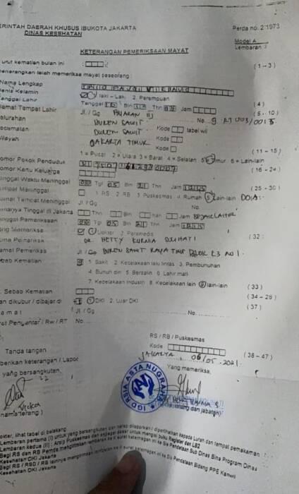 Pemuda di Jakarta Meninggal Sehari Usai Divaksin AstraZeneca, Begini Kronologi Lengkapnya!