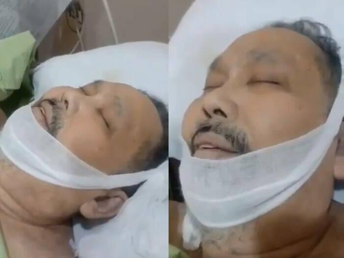 Tengku Zulkarnain saat meninggal. (Istimewa)