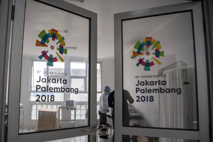 Pemerintah Provinsi Sumatera Selatan mejadikan wisma atlet tower 8, Jakabaring Sport City (JSC) sebagai tempat isolasi dan pengobatan pasien COVID-19
