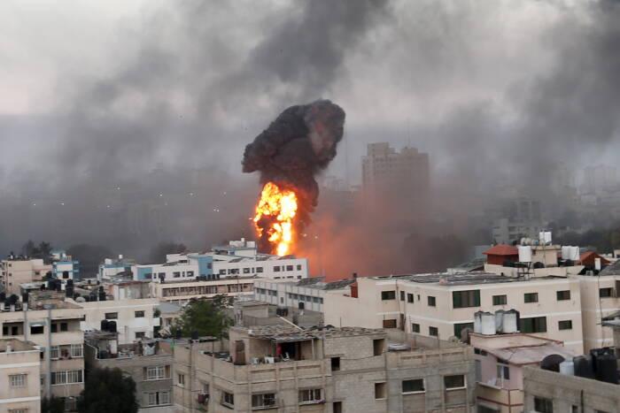 Demo free palestine. (