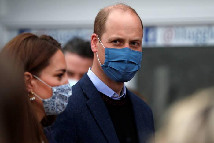 Pangeran William kecewa karena sang ibu dimanipulasi (Adrian Dennis/Pool via REUTERS)