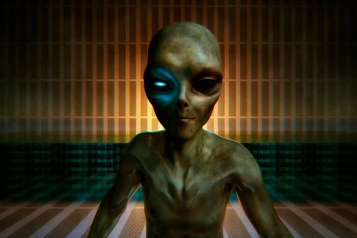 ilustrasi ufo