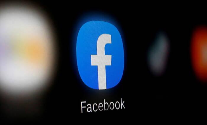 Facebook tangguhkan akun Donald Trump.