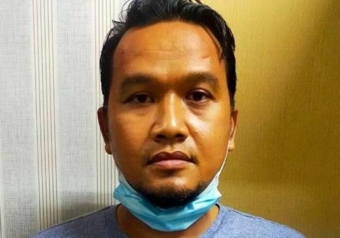 Achmad Zainul Arifin bos pungli di JICT Tanjung Priok. (Istimewa)