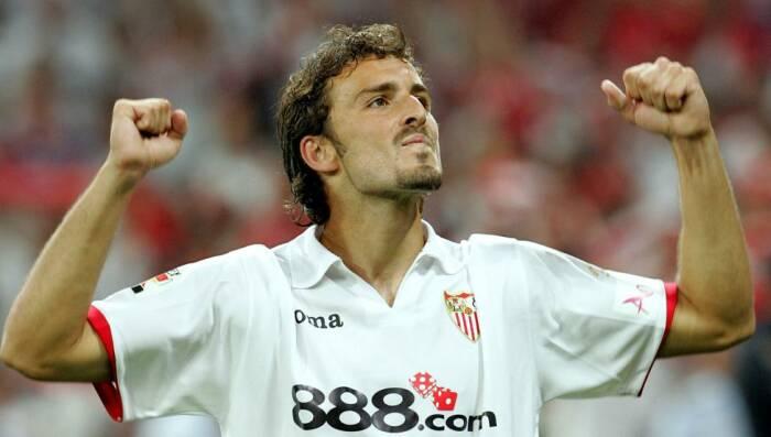 Bek sayap Sevilla dan Spanyol Antonio Puerta (MundoDeportivo).