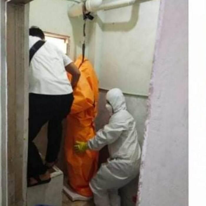 Gadis cantik di Batam tewas gantung diri di kamar mandi kamarnya